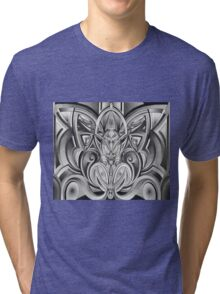 Heavens Architextures  Tri-blend T-Shirt