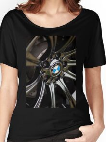 BMW Women's Relaxed Fit T-Shirt