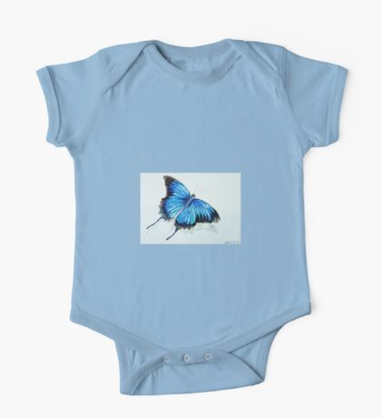 Ulysses Butterfly One Piece - Short Sleeve