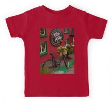 Kitty Kelly's restaurant, Donegal - tall Kids Tee