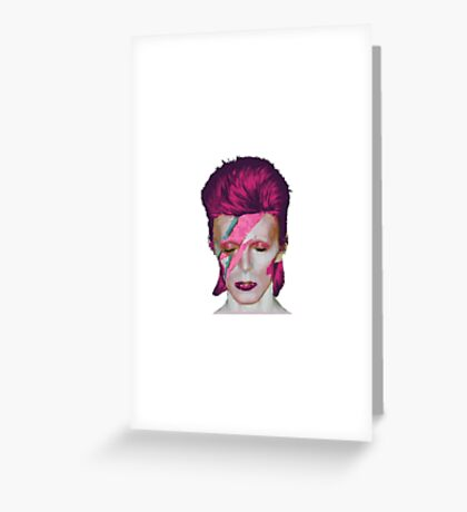 David Bowie Aladdin Sane // David Bowie Shirt // David Bowie Dress // David Bowie Mug // David Bowie Poster // David Bowie Ziggy Stardust Greeting Card