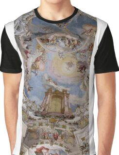 Ceiling Weis - Pilgram Church Graphic T-Shirt
