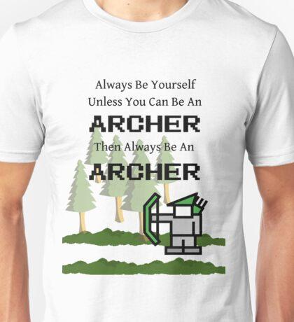 Always Be an Archer Unisex T-Shirt