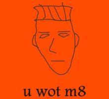 u wot m8 by MrTreefingers