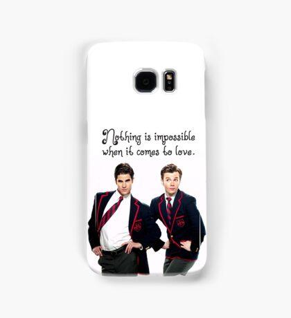 Love Samsung Galaxy Case/Skin