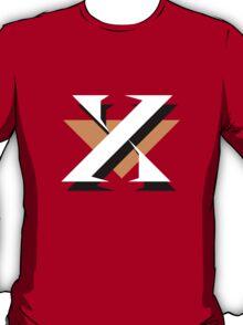 Mr. X (Dr. Wily) Logo T-Shirt
