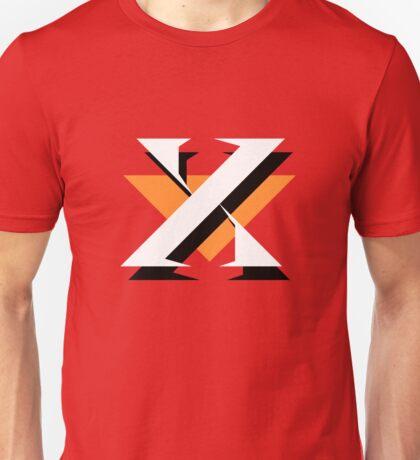 Mr. X (Dr. Wily) Logo Unisex T-Shirt