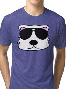 Chill Bear Tri-blend T-Shirt