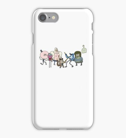Jamming iPhone Case/Skin