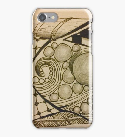 Bubble Swirl iPhone Case/Skin