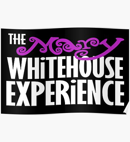 The Mary Whitehouse Experience Poster