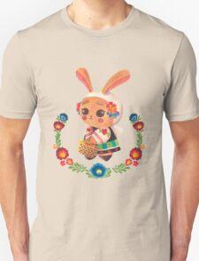 The Polish Bunny Unisex T-Shirt
