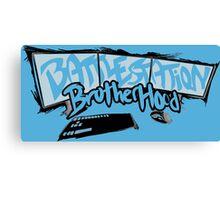 Welcome to the #BattleStationBrotherhood Canvas Print
