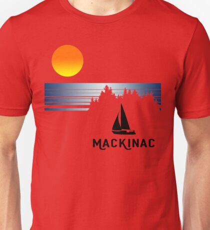 Vintage Mackinac Unisex T-Shirt