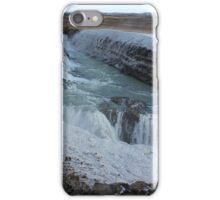 Mighty Golden Gulfoss Falls iPhone Case/Skin