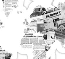 World News Sticker