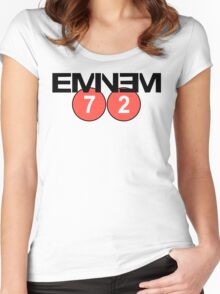 eminem Women's Fitted Scoop T-Shirt