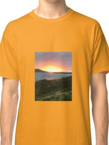 Sunset in Fiji Classic T-Shirt