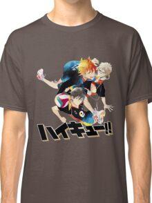 Anime: Haikyuu!! Classic T-Shirt