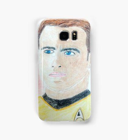 Chris Pine Samsung Galaxy Case/Skin