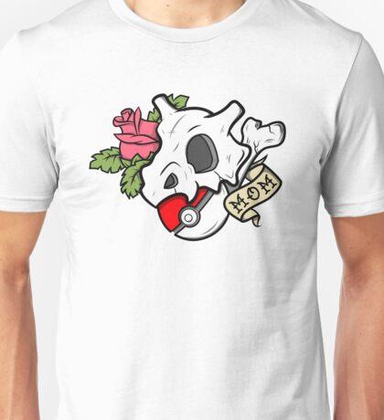 "Cubone ""Mom"" Tattoo  Unisex T-Shirt"