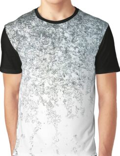 Snow Crystals Graphic T-Shirt