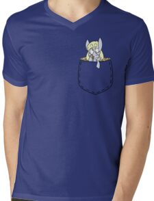 Muffins in a Pocket Mens V-Neck T-Shirt
