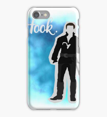 Captain Hook / Killian Jones (OUAT) iPhone Case/Skin