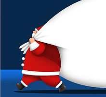Big Santa Gifts by docster