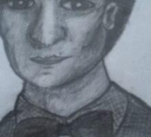 Matt Smith,The 11th Doctor Sticker