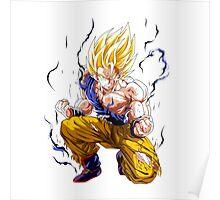 Goku SS2! Poster
