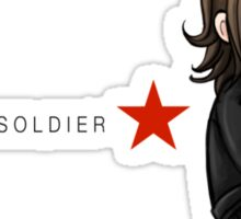The Winter Soldier Sticker