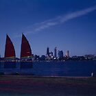 Sails on the Swan by BigAndRed