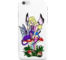 Faerie and Pseudo Dragon iPhone Case/Skin