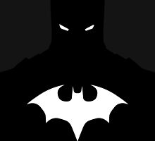 Batman Silhouette by ABB13