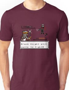 Black Knight Battle Unisex T-Shirt