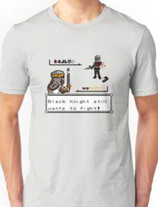 Black Knight Battle Unisex T-Shirt