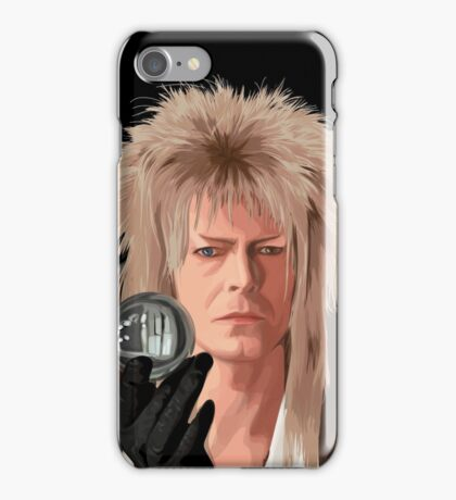Labyrinth - Goblin King iPhone Case/Skin