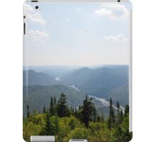 Parc National de la Jacques-Cartier - Les Loups iPad Case/Skin
