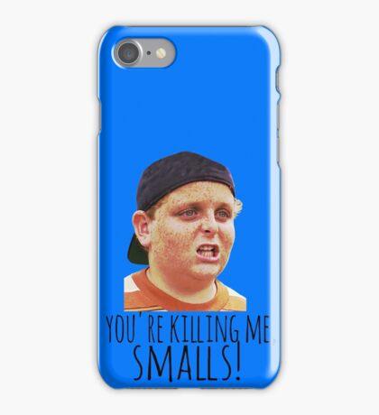 Killing Me Smalls II iPhone Case/Skin