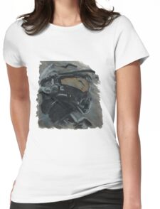 Masterchief Womens Fitted T-Shirt