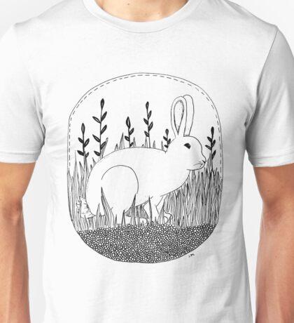 White Rabbit Unisex T-Shirt