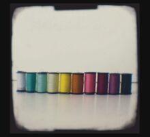 Rainbow threads Kids Tee
