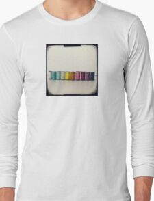 Rainbow threads Long Sleeve T-Shirt