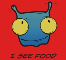I SEE FOOD One Piece - Short Sleeve