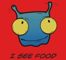 I SEE FOOD One Piece - Long Sleeve