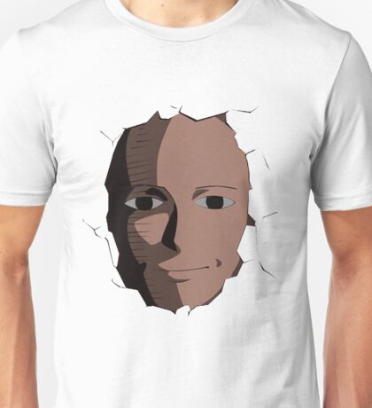 Saitama Face Expression (One Punch Man Anime) Unisex T-Shirt