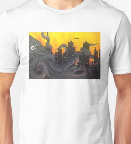 Amongst Giants Unisex T-Shirt