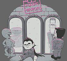 Magic Mirrors by Nasken