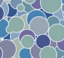Lotta Dots Pattern 5 Sticker